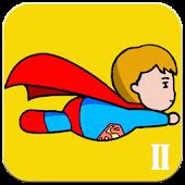 Flappy superman