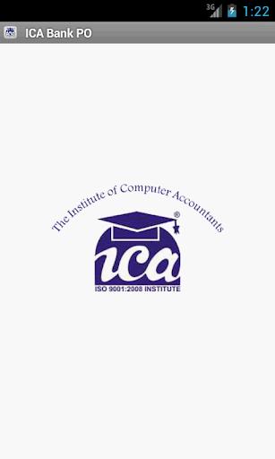 ICA Bank PO