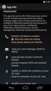 Motorola Update Services- screenshot thumbnail