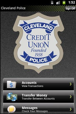 Cleveland Police CU Mobile