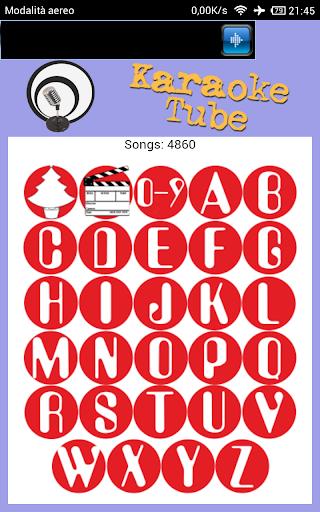 卡拉OK Tube