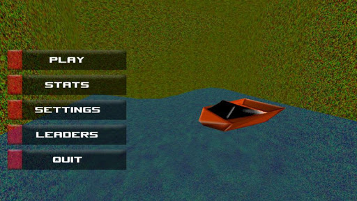 3D Boat Action Game