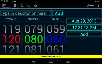 Blood Pressure Screenshot 29