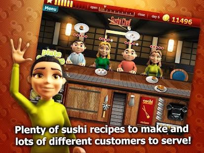 Youda Sushi Chef Premium - screenshot thumbnail
