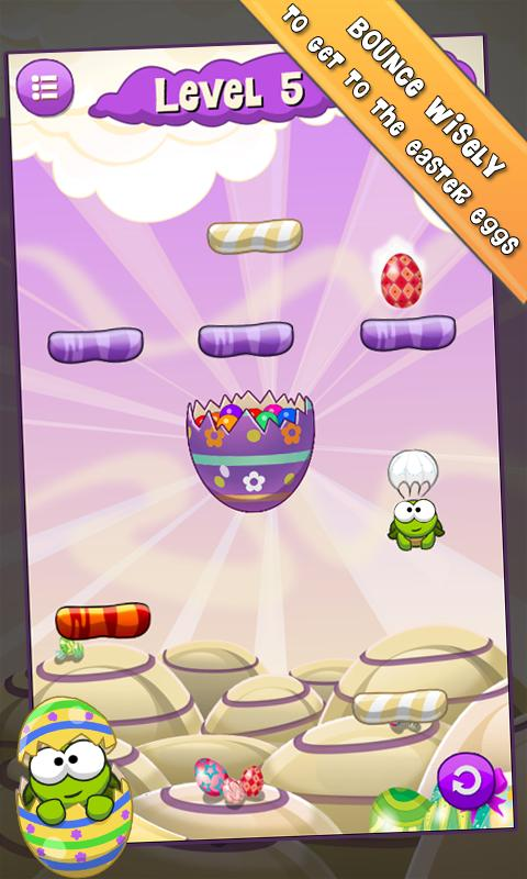 Bouncy Bill Easter Tales - screenshot