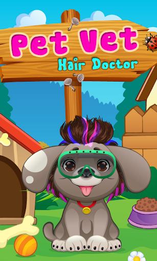 Pet Vet Hair Doctor