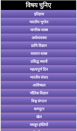 SSC UPSC Bank Railway GK Hindi
