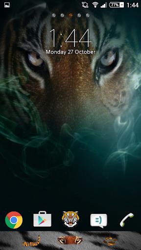 eXPERIAnz SSP™ Tiger Theme