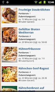 Toppits Rezepte - screenshot thumbnail
