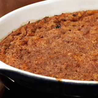 Leftover-Babka Bread Pudding