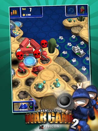 Great Little War Game 2 - FREE 1.0.23 screenshot 89592