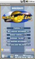 Screenshot of Webtic Movie Planet Cinema