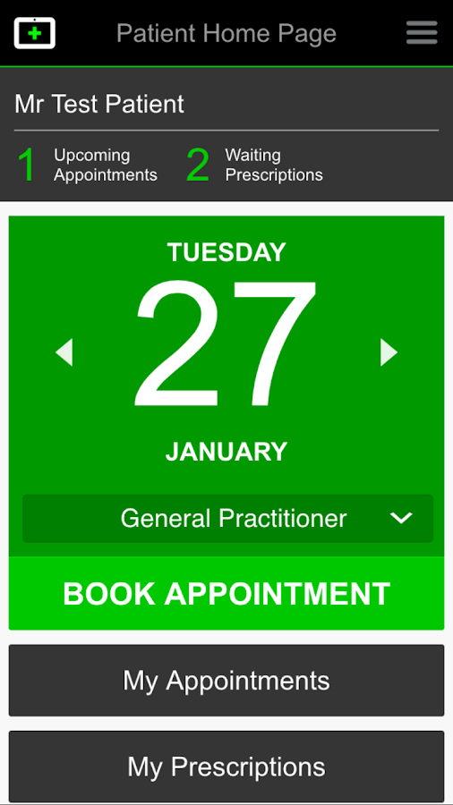 GP2U Telehealth Doctors Online- screenshot