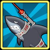 Laser Shark Dodge