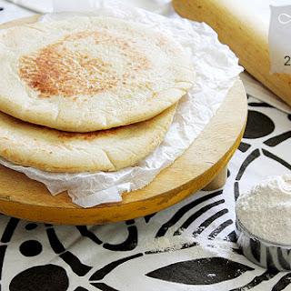 Soft Milk Pita Bread.