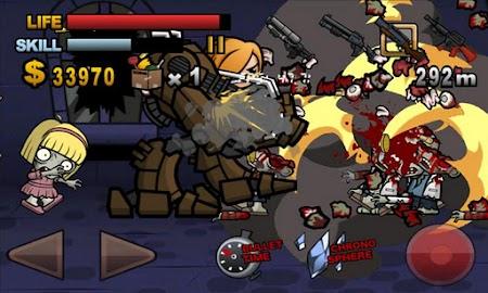 Biofrenzy: Frag The Zombies!! Screenshot 5