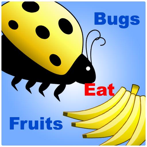 bugs eat fruits
