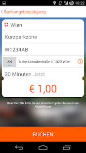 HANDY Parken – Miniaturansicht des Screenshots