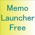 Memo Launcher Free logo
