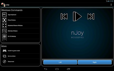 nJoy - Joystick up your device v1.3.8