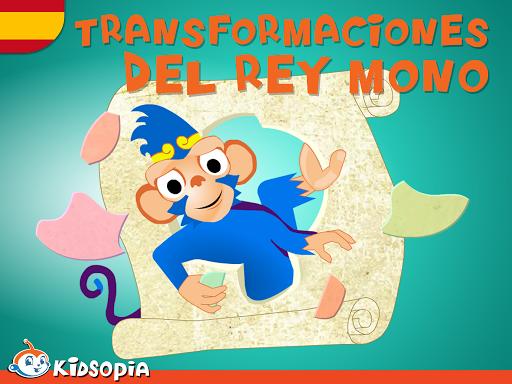 Transformaciones del Rey Mono