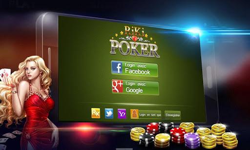 Riki Texas Holdem Poker FR