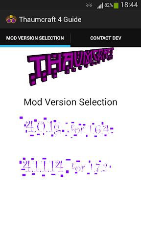 Thaumcraft 4 Guide Ad Free