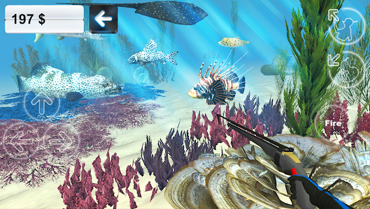 Hunter underwater spearfishing v1.5