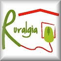 Ruralgia. Cottages. logo