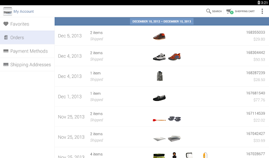 Zappos: Shoes, Clothes, & More Screenshot 19