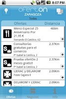 Screenshot of ofertOn – Ofertas al momento