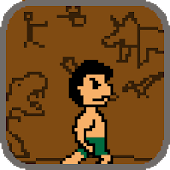 Caveman War - Platform Game