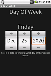 Day Of Week