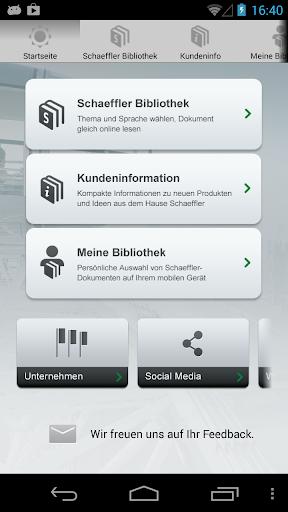 Schaeffler InfoPoint