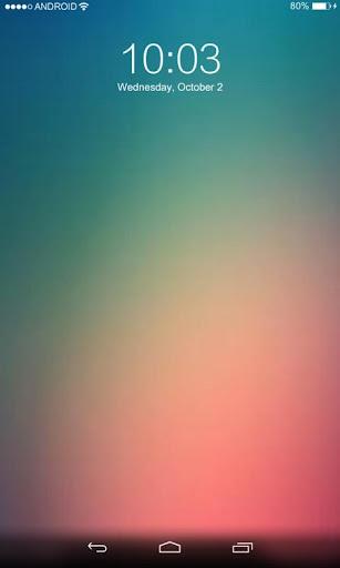 【免費工具App】超贊~簡答鎖屏風格-APP點子