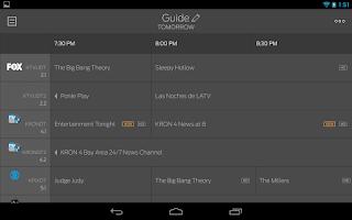 Screenshot of Simple.TV