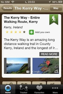 ActiveME Ireland Travel Guide - screenshot thumbnail