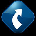 TeleNav GPS Navigator logo
