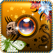Tattoo Camera Photo Editor