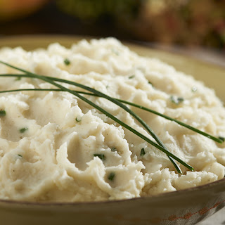 Buttery Ranch Mashed Potatoes