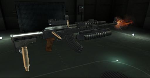 武器と砲火