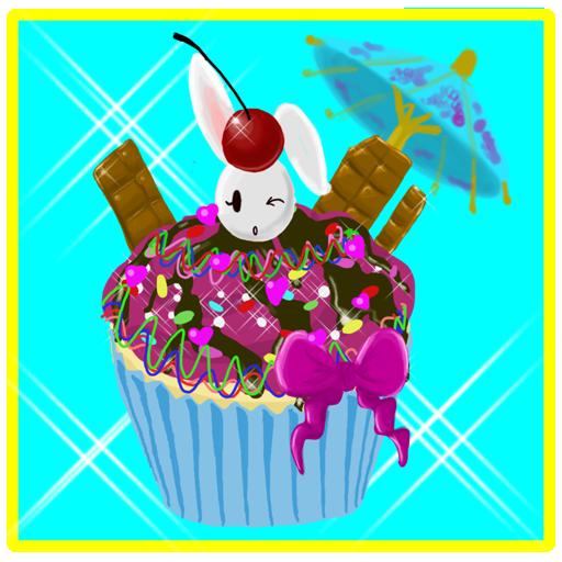 Cupcake Surprise! LOGO-APP點子