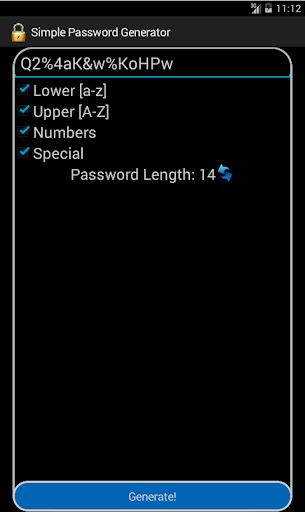 免費下載工具APP|Simple Password Generator app開箱文|APP開箱王