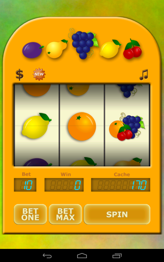 Fruits Slot - screenshot