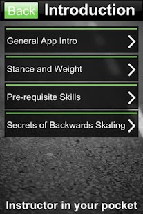 Skate Lessons Advanced-1 - screenshot thumbnail