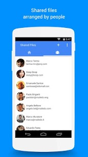 Edo: Organize and share - screenshot thumbnail