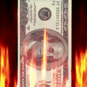 Burning Money LWP logo