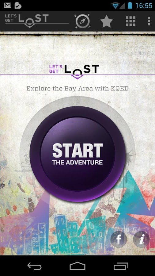 Let's Get Lost - screenshot