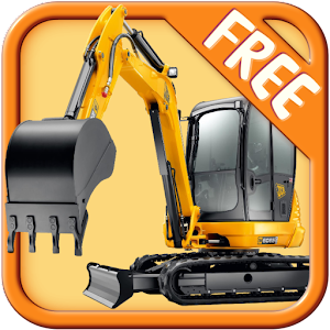 Construction Cars Free for PC and MAC