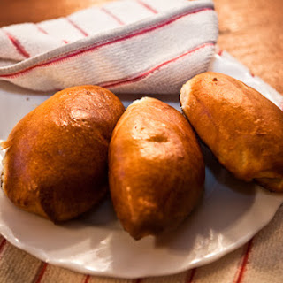 Cabbage Pirozhki (Little Pies)